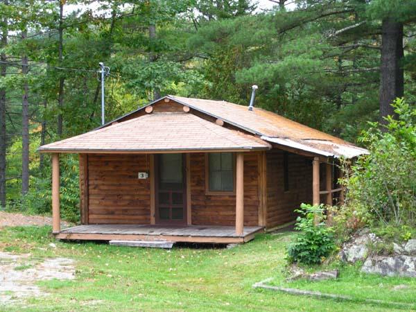 Cabin 3 Bear