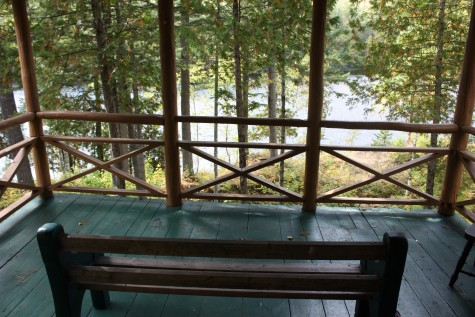 Maine Cabin Rental 3 – Sliding Otter