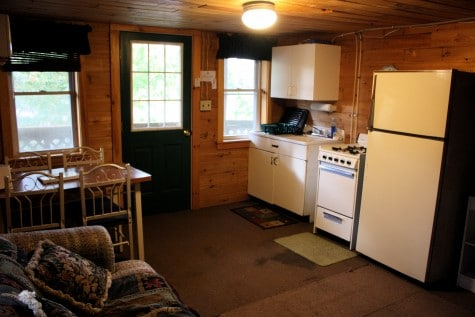Maine Cabin Rental 5 – Running Bear